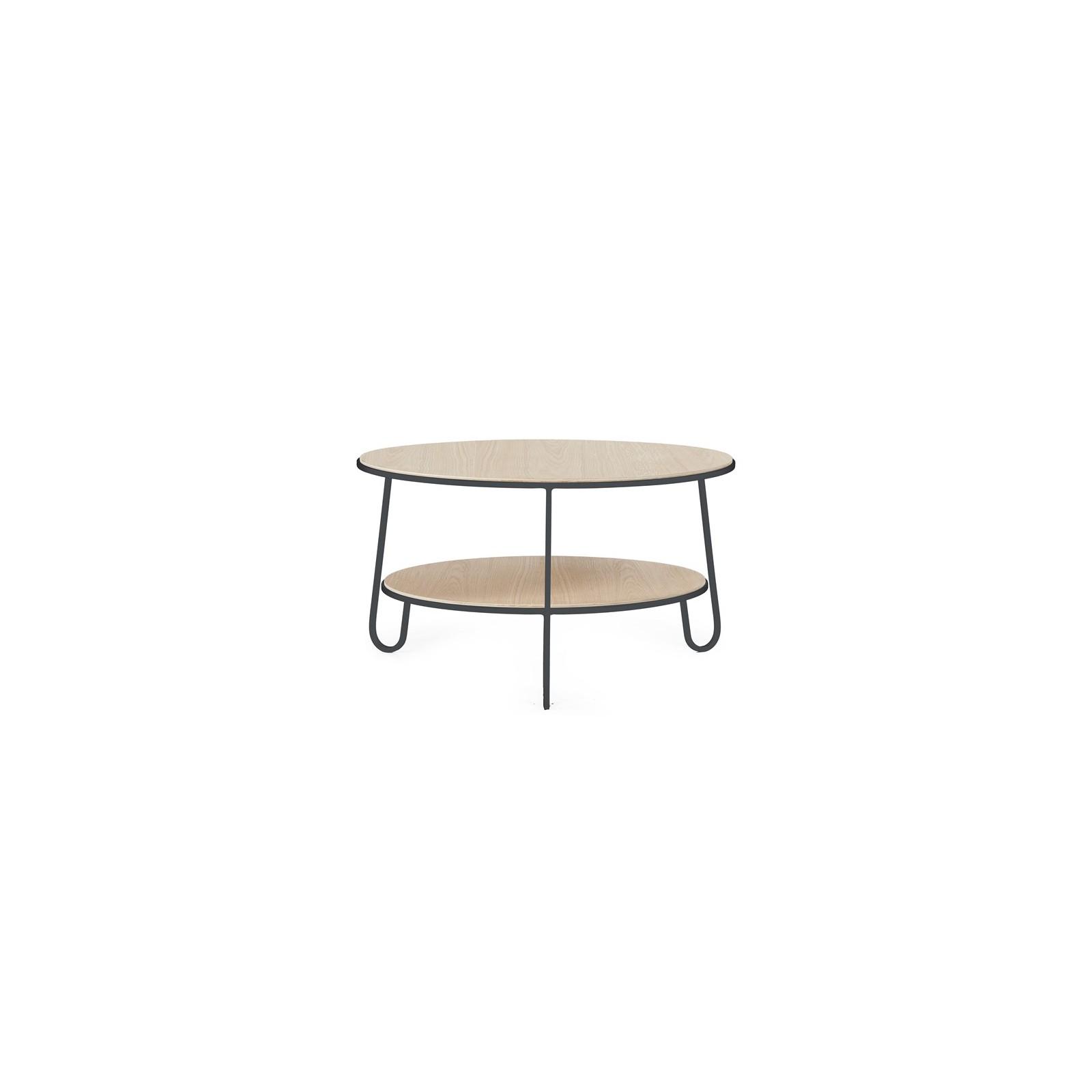 Coffee Table Eugenie Ardoise Arne Concept