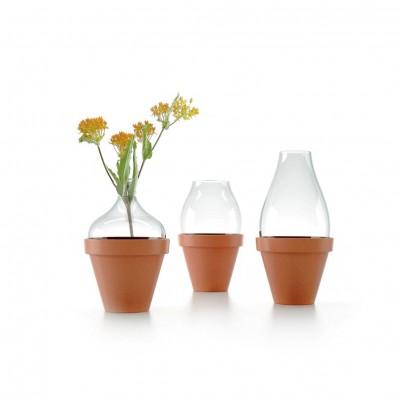 Petit Vase Terracota