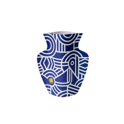 Vase en papier Greco