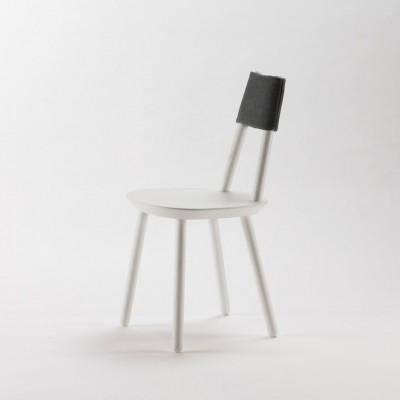 Chaise Bâton Blanc