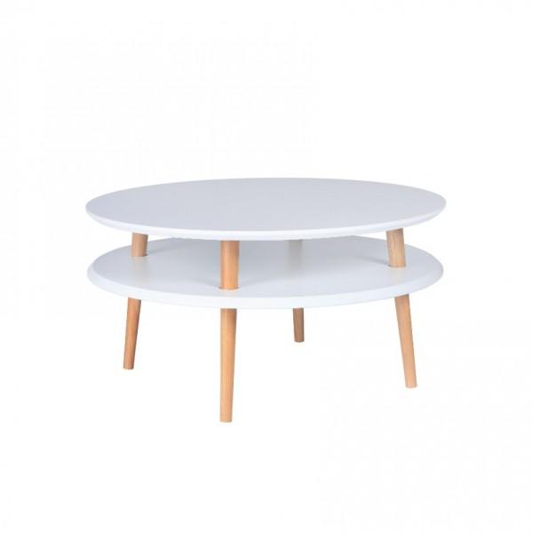 Table basse UFO GM Blanc