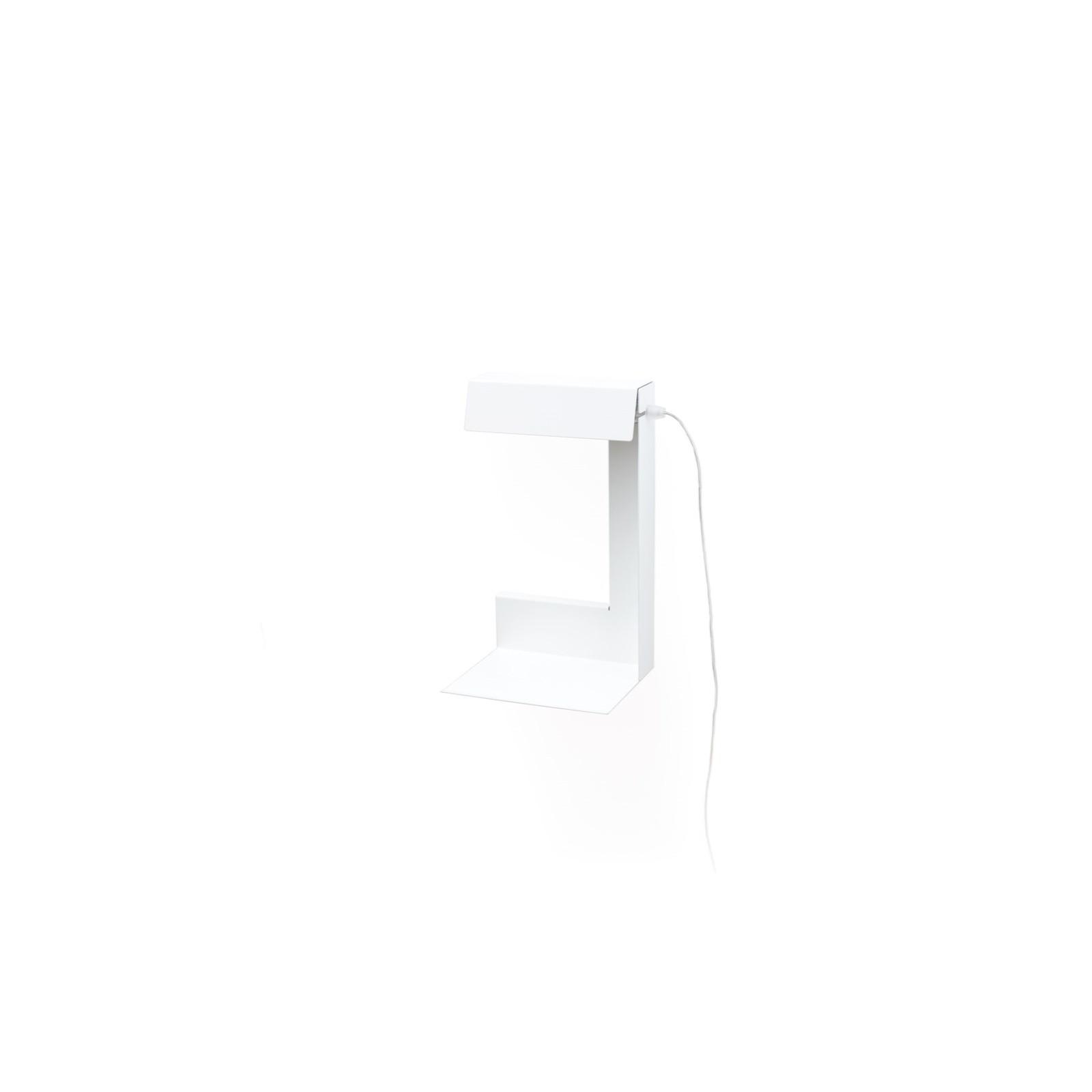 lampe lire blanche arne concept. Black Bedroom Furniture Sets. Home Design Ideas