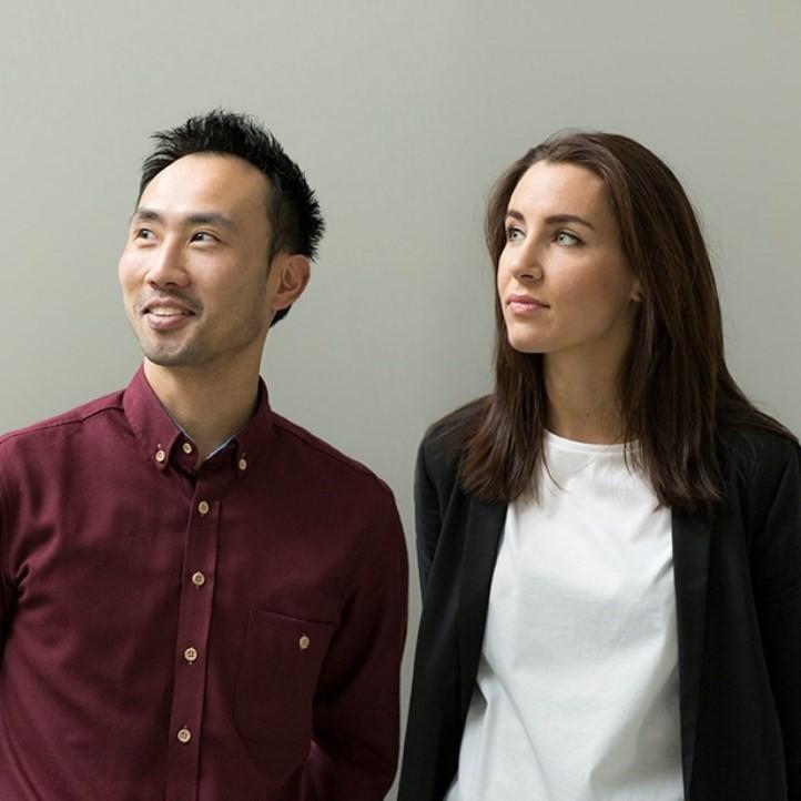 Hosun Ching & Shirley van Piere