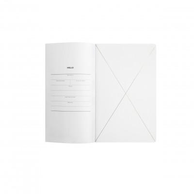 Carnet de note créatif en lin