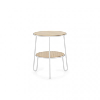 Anatole High Table White