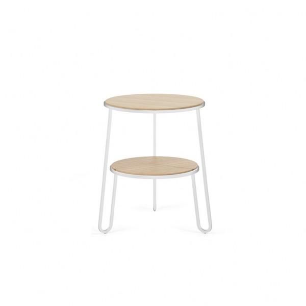 Anatole High Table White