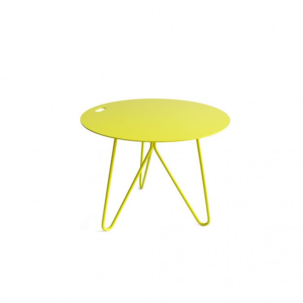 Table d'appoint SEIS Jaune