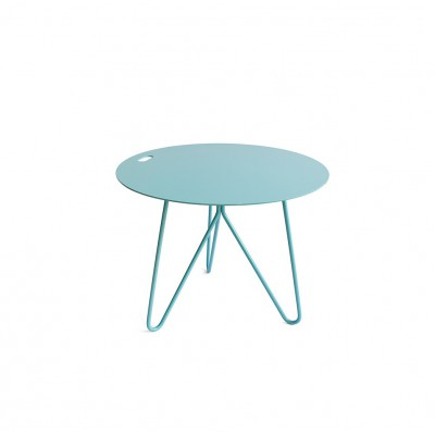 Table d'appoint SEIS Bleue