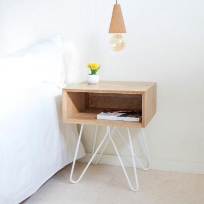 NOVO table White