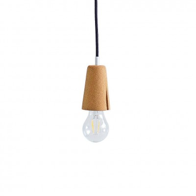 SINHINHO lamp Light Cork Black