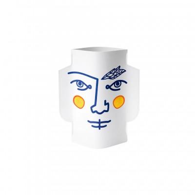 covering vase Eyes