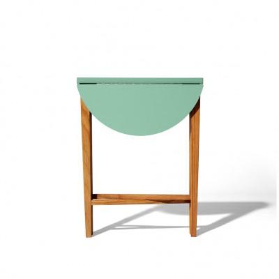 Table pliante vert clair