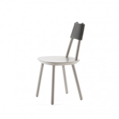 Grey Stick Chair
