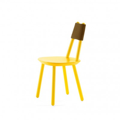 Yellow Stick Chair