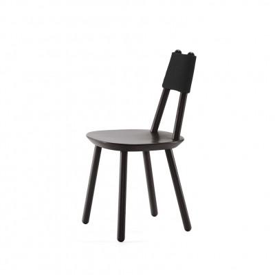 Chaise Bâton noire