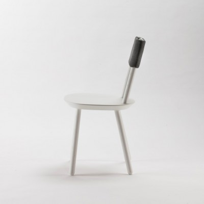 White Stick Chair