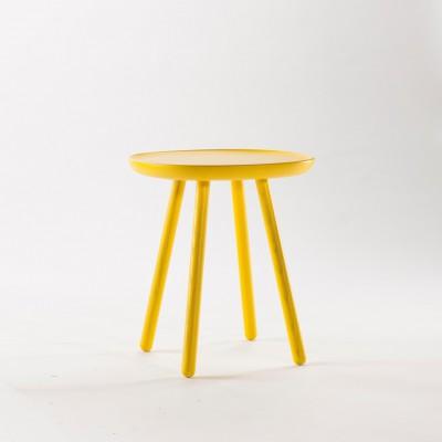 Petite table Plateau Jaune