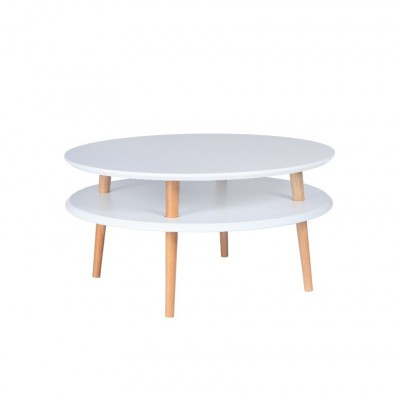 Table basse UFO GM Blanc