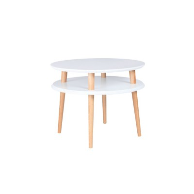 Coffee table UFO GM White