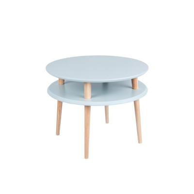 Table basse UFO Medium Blanc