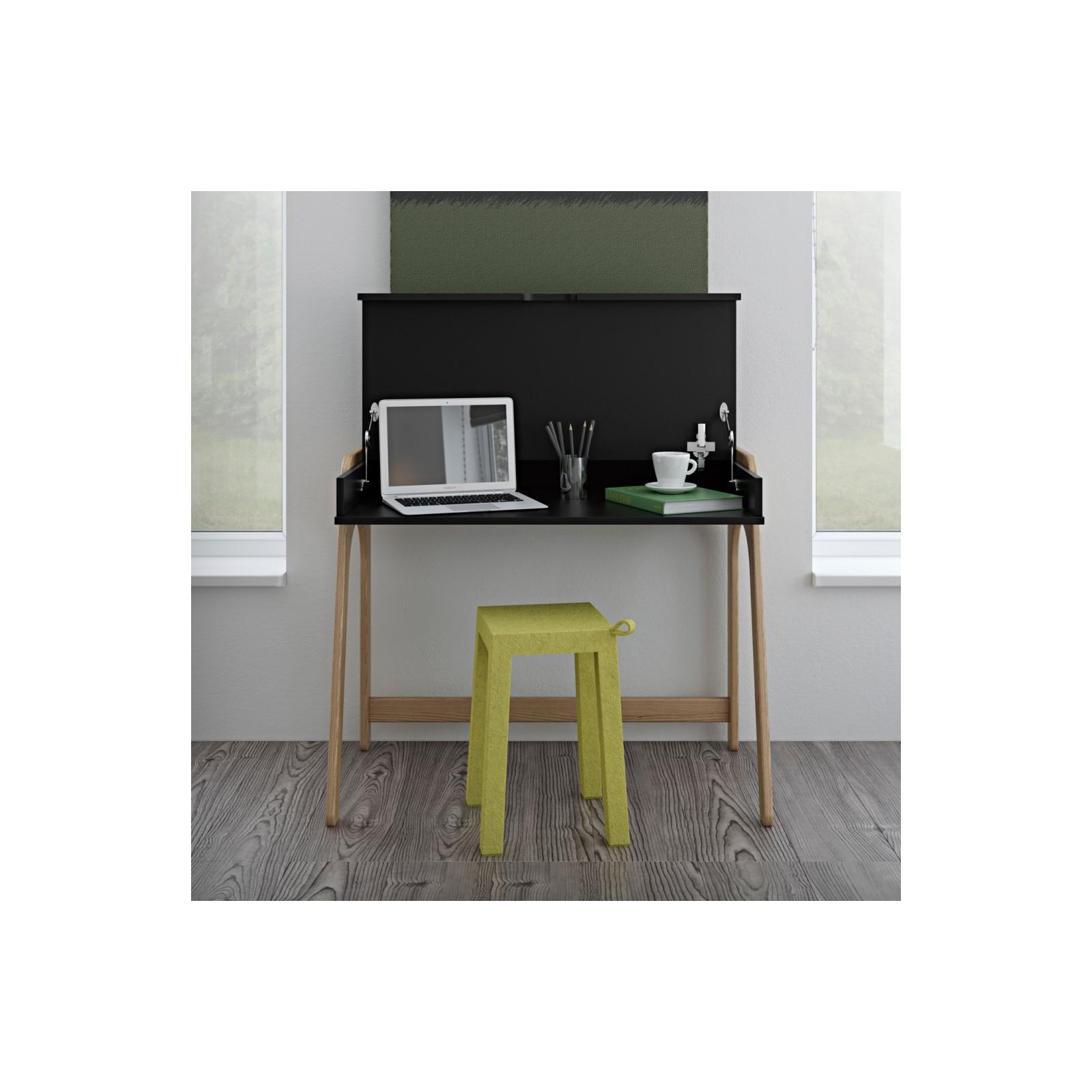 bureau couvert arne concept. Black Bedroom Furniture Sets. Home Design Ideas