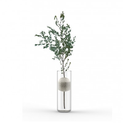 Single flower vase Archimedes