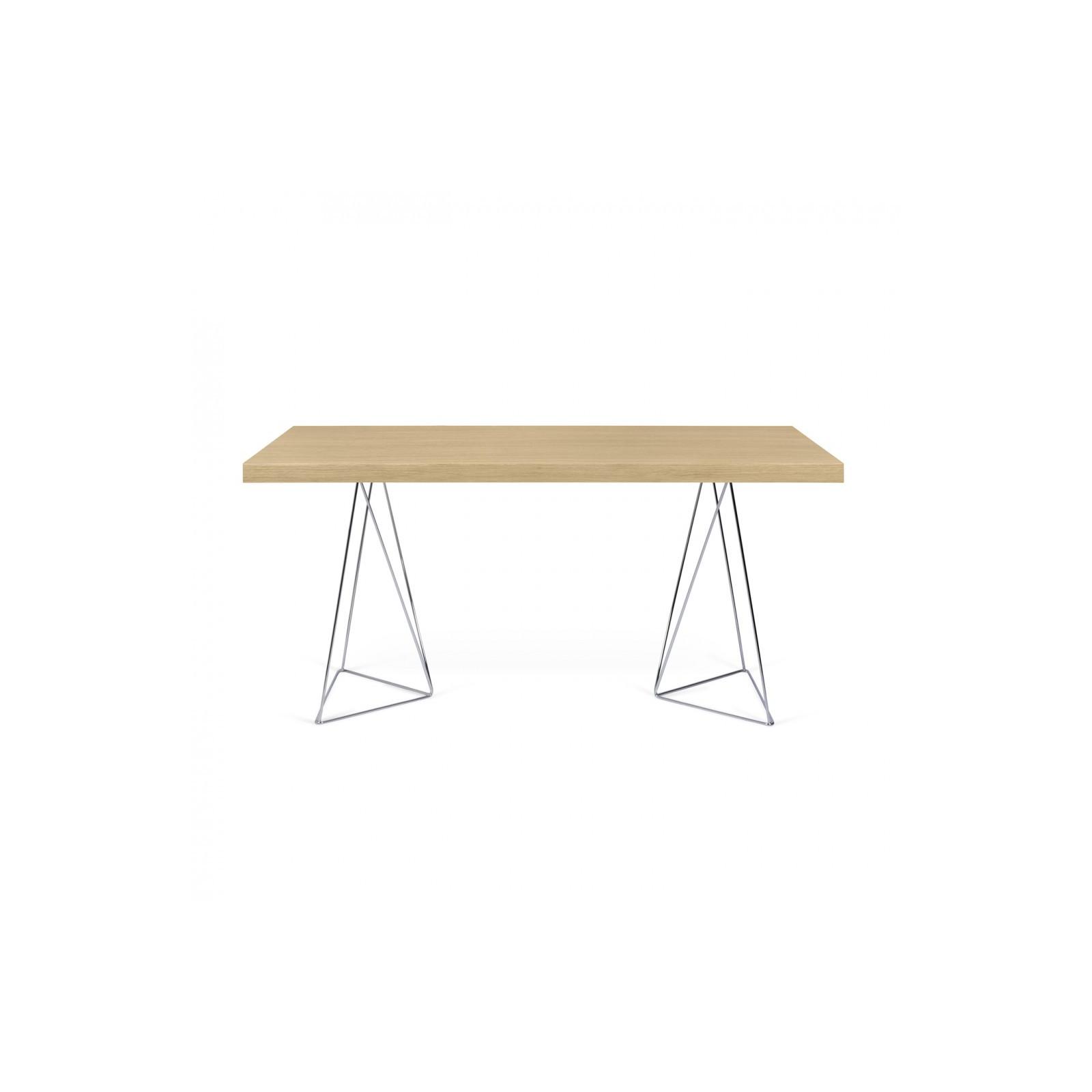 Table bureau filiforme arne concept for Bureau concept