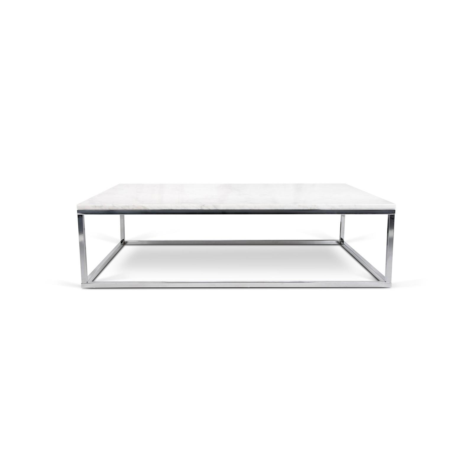7e4d0bc9dee1a La véritable table-basse marbre blanc - Arne Concept