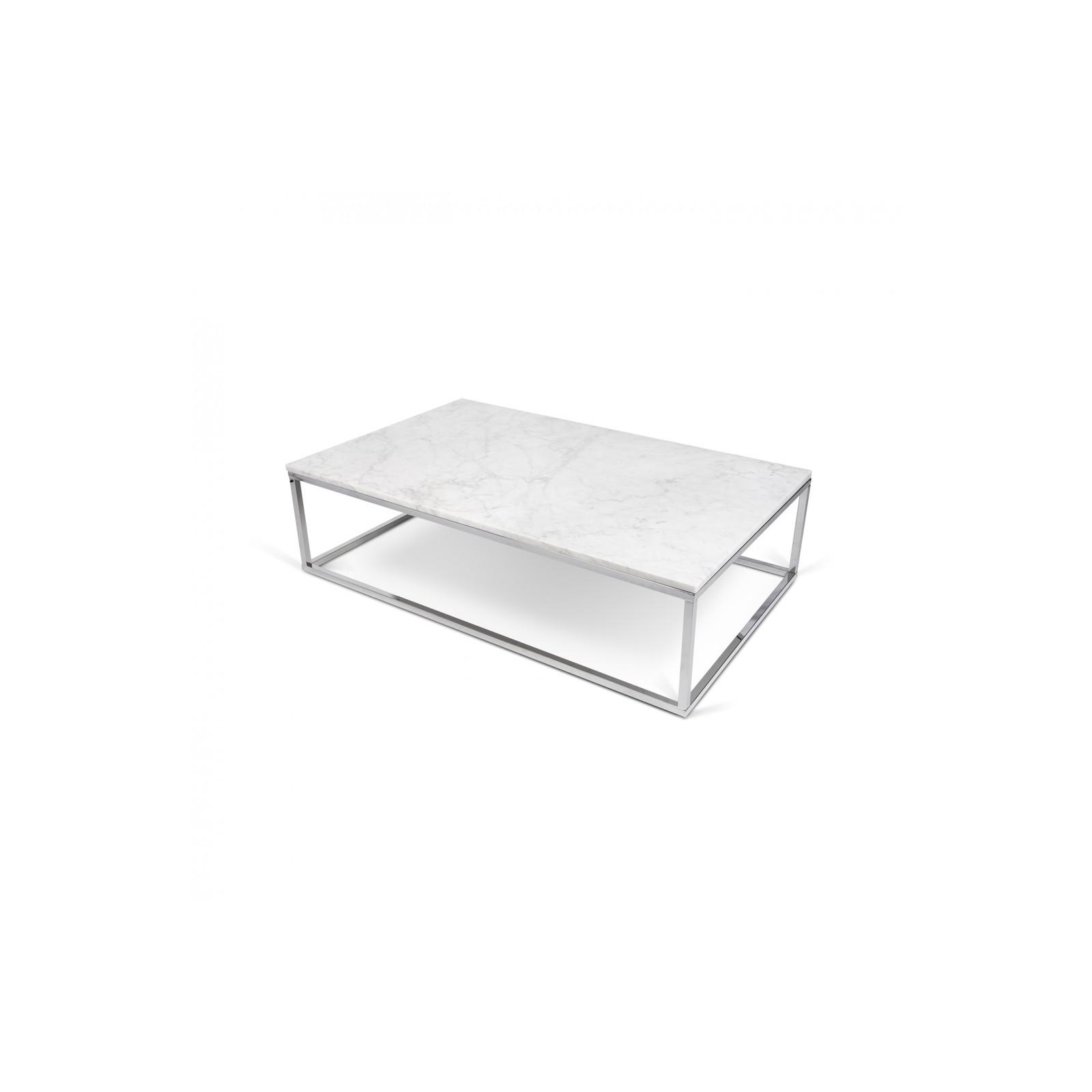 Merveilleux ... La Véritable Table Basse Marbre Blanc U0026 Noir ...