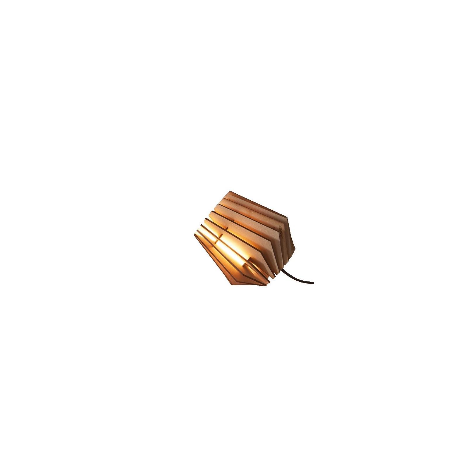 lampe mini made me arne concept. Black Bedroom Furniture Sets. Home Design Ideas