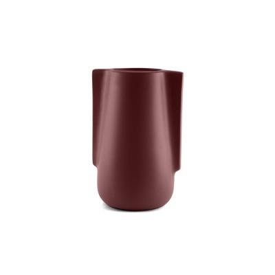 Vase Paques rouge