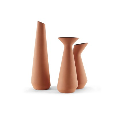 Sula Vase Terracota
