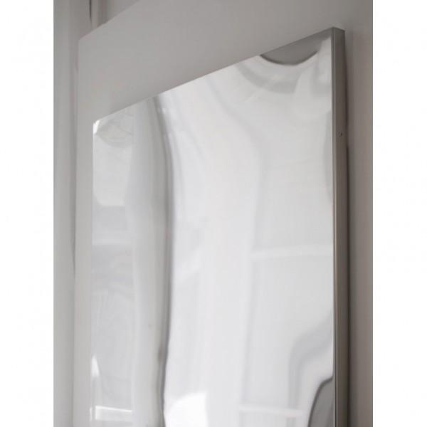 Miroir déformant carré