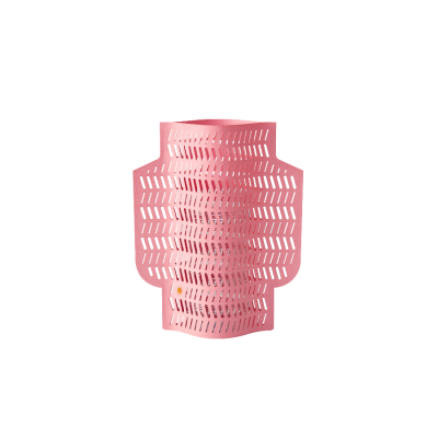 Covering vase Aurea pink