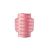 Covering vase Aurea pink