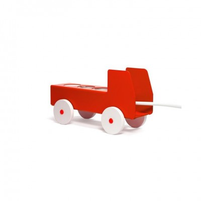 Power strip truck Red