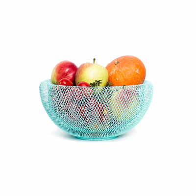 fishnet basket mint