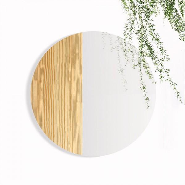 Grand miroir circulaire pin arne concept for Miroir circulaire