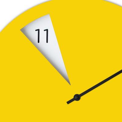 Horloge Italienne jaune