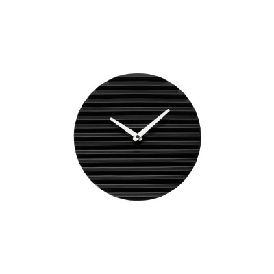 Waveclock black