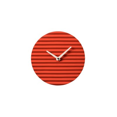Waveclock red