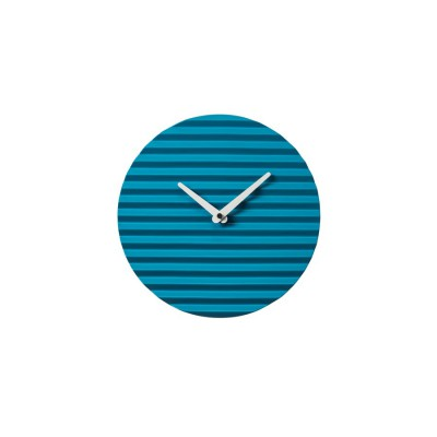 Waveclock blue