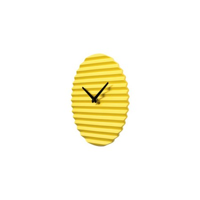 Waveclock yellow