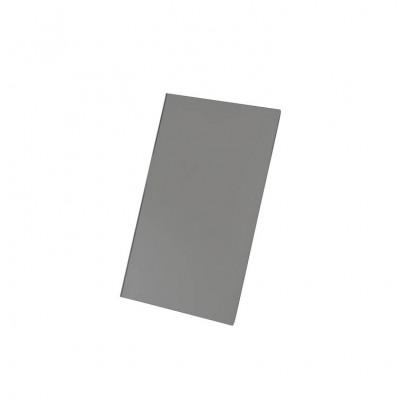 reflector rectangle grey