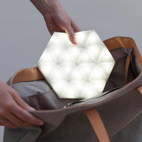 Lampe de sac