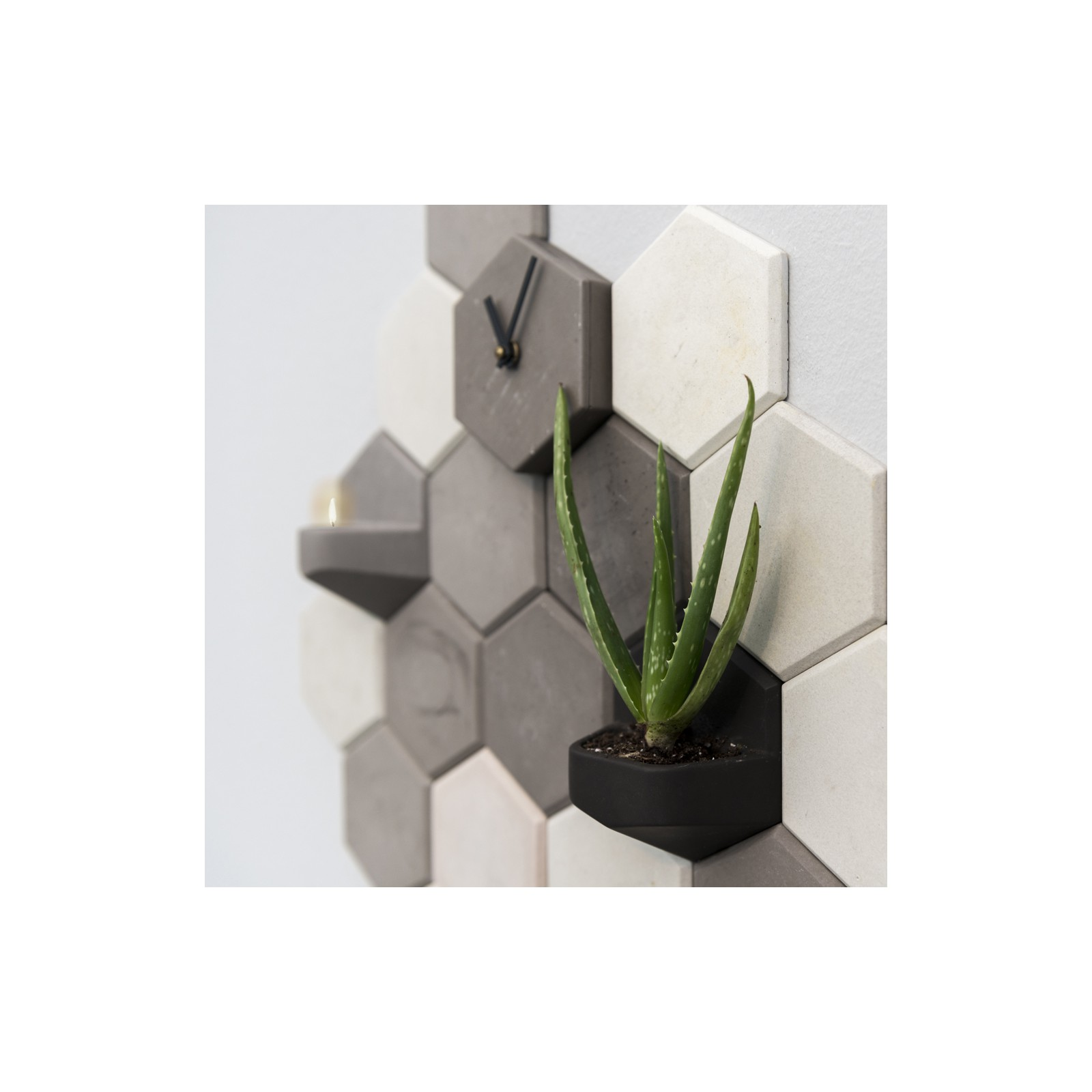 sculpture murale simul 6 arne concept. Black Bedroom Furniture Sets. Home Design Ideas