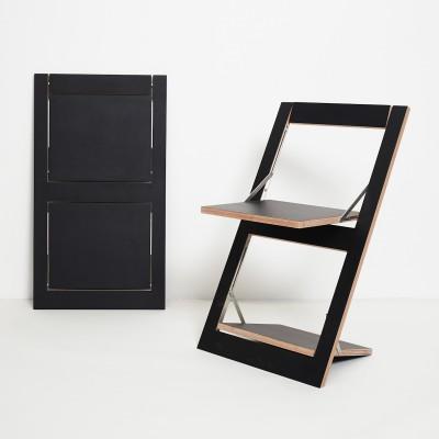 Folding Chair Fläpps White