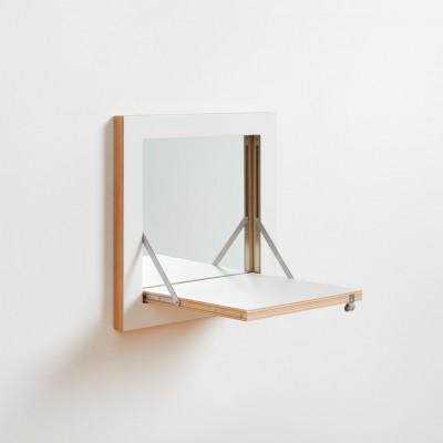 Fläpps Vanity Mirror – White