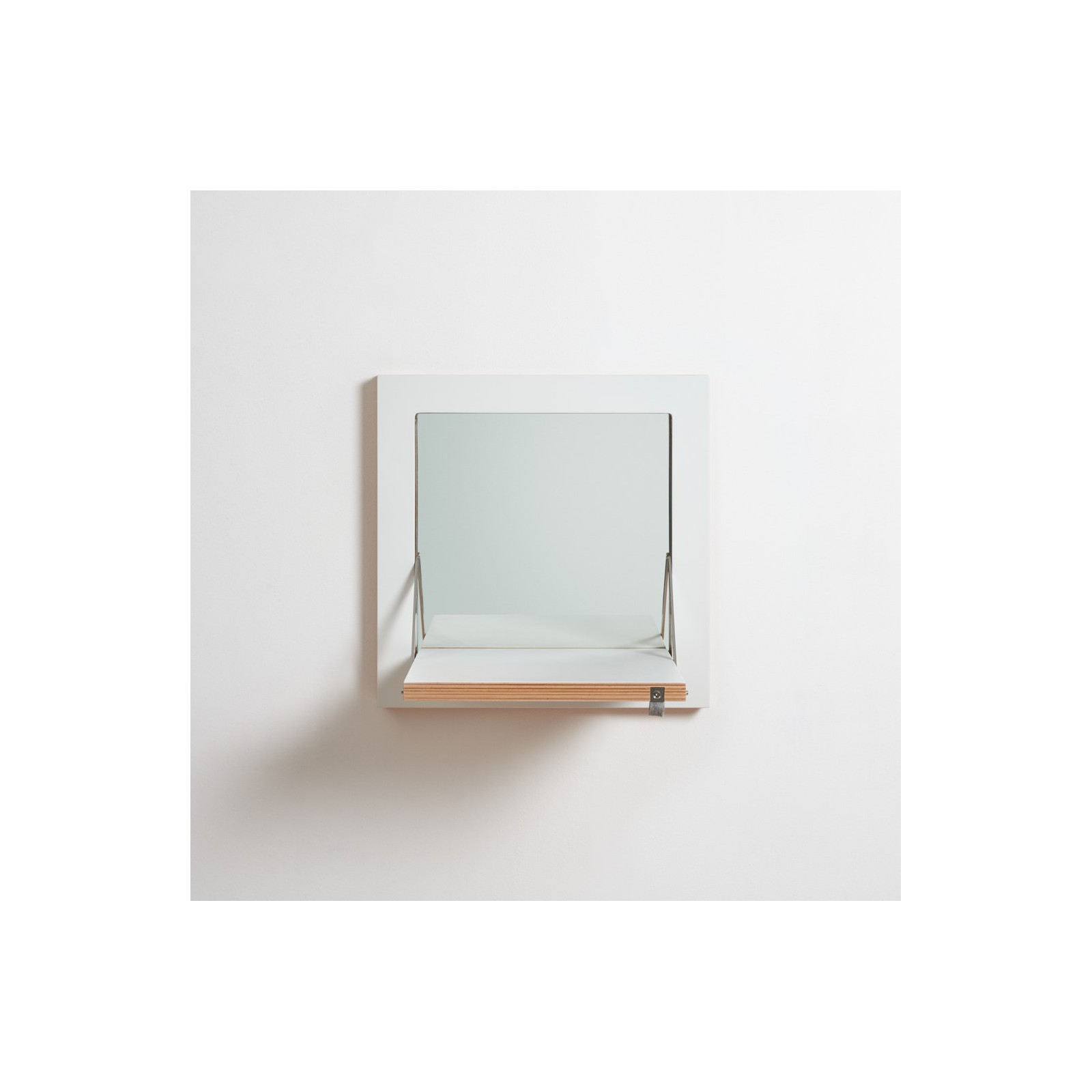 Miroir feuille blanche arne concept - Ecrire en miroir ...