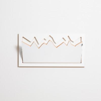 Fläpps Hängrail – White